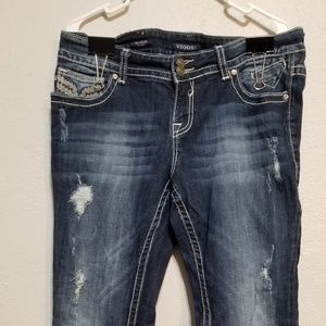 Vigos distressed jeans